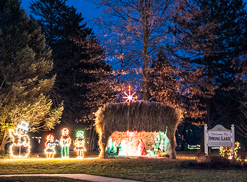 Things To Do In Nj For Christmas.Christmas Spring Lake New Jersey Downtown